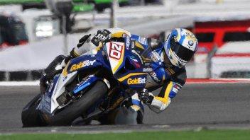 Moto - News: STK: La Marra (Ducati) insegue