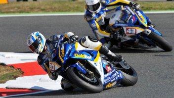 Moto - News: Barrier e La Marra per la Coppa