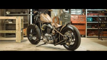 """Moto - News: Special: Sportster XLH """"1944"""""""