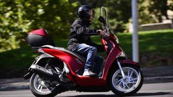 Moto - News: Mercato: reggono solo gli scooter