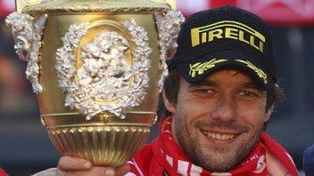 Moto - News: Loeb: come me solo Valentino Rossi
