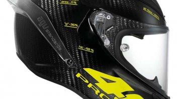 Moto - News: AGV Pista GP: il casco dei record