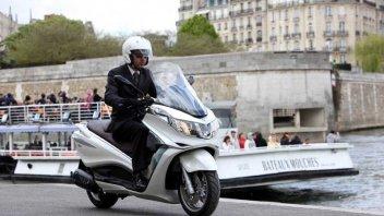 Moto - News: Due ruote a picco: giù anche gli scooter