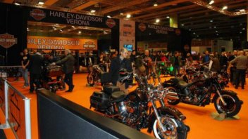 Moto - News: Harley-Davidson al Motor Bike Expo 2013
