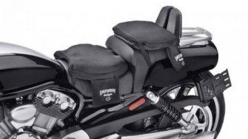 Moto - News: Harley-Davidson: nuova linea protettiva e comfort 2013