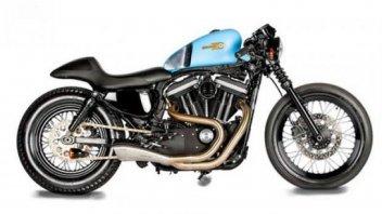 Moto - News: Hp Corse: scarico 2 in 1 per harley-Davidson