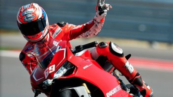 Hayden: avrei voluto girare con la MotoGP