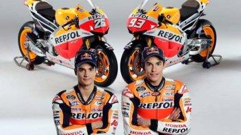 Il team Repsol-Honda: la leggenda