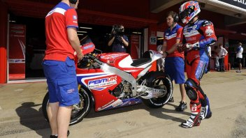 "Moto - News: MotoGP: la PBM ""a luci rosse"""