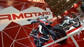 Moto - News: La gamma 2013 Ducati al Motodays