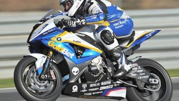 Moto - News: STK: Barrier imprendibile, La Marra 4°