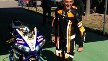 Moto - News: VIDEO Uncini in pista in Argentina
