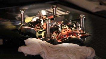Moto - News: Freni e telaio a dura prova a Jerez