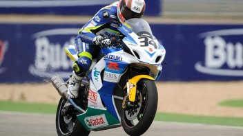 Moto - News: MotoGP: Aoyama KO, corre Del Amor