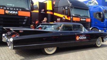Moto - News: Colin Edwards 'padrino' di Assen