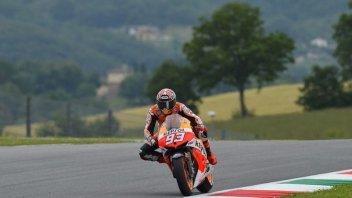 Moto - News: Marquez stacca tutti alla San Donato