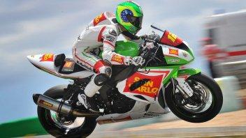 Moto - News: STK600: Trionfo di Franco Morbidelli