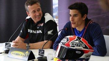 Moto - News: Spencer-Marquez, passaggio di testimone