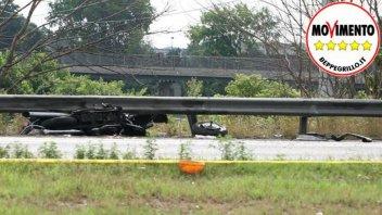 """Moto - News: Guard-rail: forse si avvicina la loro... """"morte"""""""