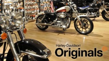 Moto - News: Harley-Davidson Originals
