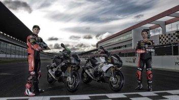 Moto - News: Aprilia Tuono V4 R ABS, Naked da SBK