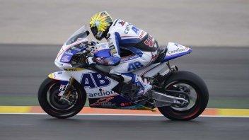 Aprilia torna in MotoGP fra i prototipi