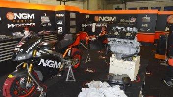 Forward punta su FTR anche per la MotoGP