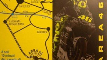 MotoGP: Area 46: Rossi fa di Tavullia Las Vegas