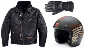 Moto - News: Harley-Davidson: collezione Fall 2013