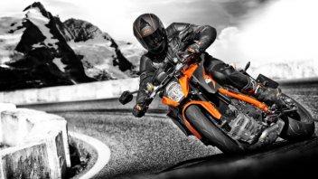 Moto - News: KTM 1290 Superduke R: adrenalina a 180 Cv