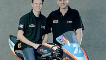 Moto - News: Webb: dalla Moto3 al Tourist Trophy