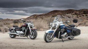 Ecco la Triumph che risponde all'Harley