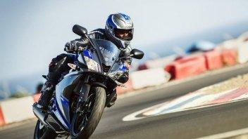 Yamaha YZF-R125: la piccola si rinnova