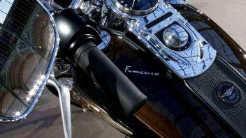 Moto - News: L'Harley-Davidson di Papa Francesco battuta all'asta per 241.500 euro