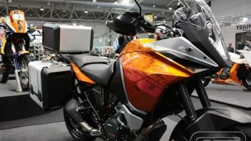 KTM porta il mondo on e off al Motodays