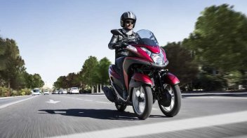 Tricity: il 3 ruote Yamaha diventa realtà