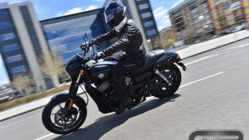 Harley-Davidson Street 750: metallo facile
