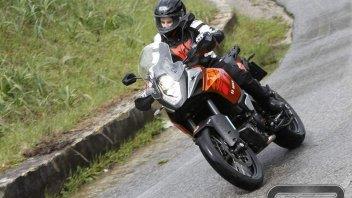 KTM 1190 Adventure MSC - Potenza sicura