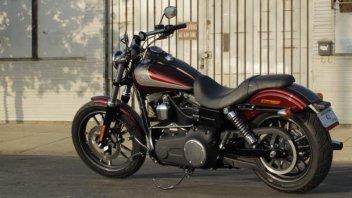 Moto - News: Harley-Davidson presenta tre novità per la stagione 2014