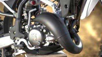 Moto - News: I motori Husqvarna passano alla Gas Gas