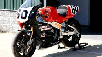 Moto - News: Harley-Davidson: in vendita una Superbike del 1994