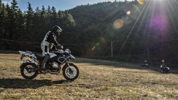 GS Academy: riapre la scuola off-road BMW