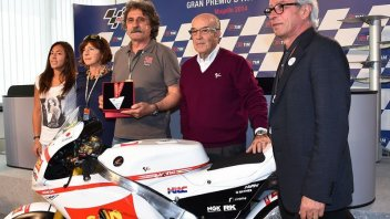 Simoncelli diventa Leggenda, ritirato il 58