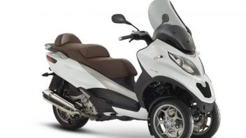 MP3 2014: si rinnova il tre ruote di Piaggio