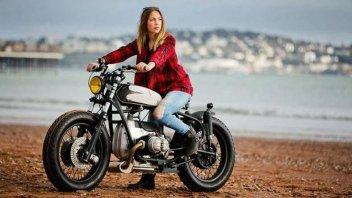 Moto - News: Le donne motocicliste sono più felici e sessualmente più attive