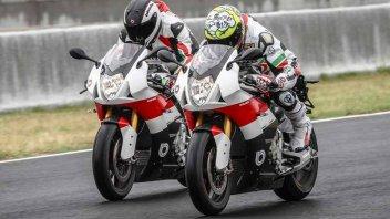 Moto - News: BEW: Bimota ha festeggiato la sua BB3