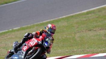 Moto - News: Schwantz, la sfida continua a 50 anni
