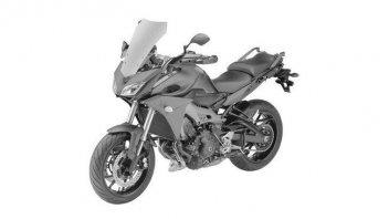 MT-09X: ecco la Crossover media di Yamaha