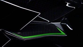 Kawasaki Ninja H2: aerodinamica da F1