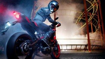 """Yamaha MT-07 Moto Cage:  """"Dark  Side"""" estremo"""